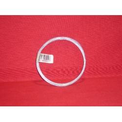065-850004GAL  ALAMBRE GALVANIZADO DE 0,6 X 10
