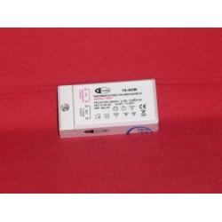 014-12541  TRANSFORMADOR ELECTRONICO HASTA 60 WATIOS.