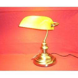 127-23111691 LAMPARA SOBREMESA  BANKER  GRANDE