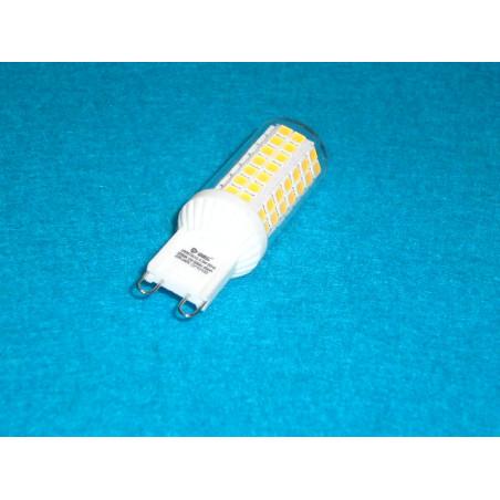 BOMBILLA LED G9  DE 5,5 VATIOS.