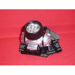 003-LED021 LINTERNA FRONTAL 12 LEDS
